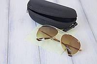 Мужские очки  футляром F8256-2, фото 1