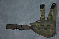 Тактическая набедренная кабура,  олива, фото 1
