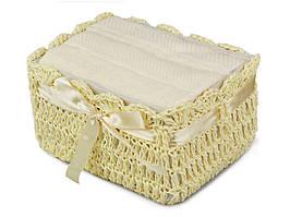 Подарочный набор из 2 полотенец 40х60 см 813-011
