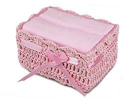 Подарочный набор из 2 полотенец 40х60 см 813-012