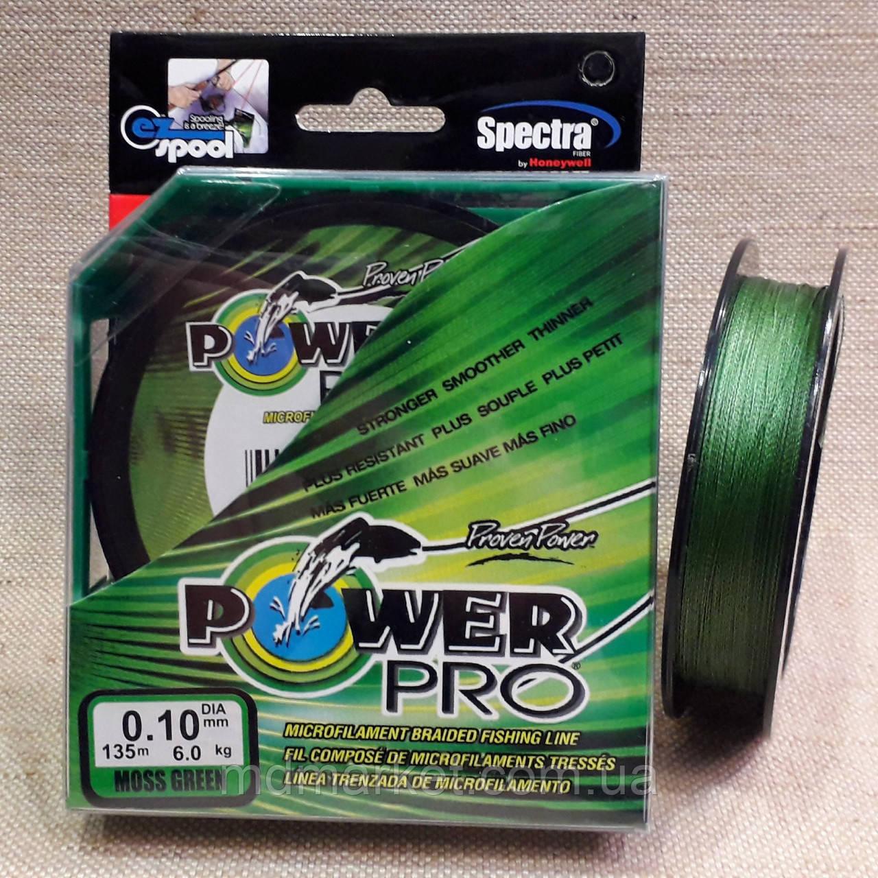Шнур Power Pro (плетенка) 0.30мм 100м