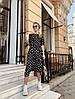 Платье с глубоким декольте на спине, фото 6