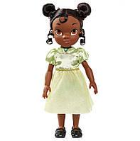 Кукла Малышка Тиана Disney Tiana Toddler Принцесса и лягушка Дисней, 40 см