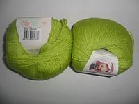 Alize Baby wool № 612 фисташка