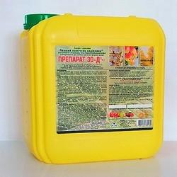 Препарат 30Д, 5 л — Инсектоакарицид, защита сада от вредителей и клещей