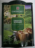 Чай Eminent зеленый с жасминой 250 гр в ж.б