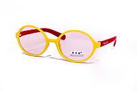 Детские очки для стиля желтые 2001-3, фото 1