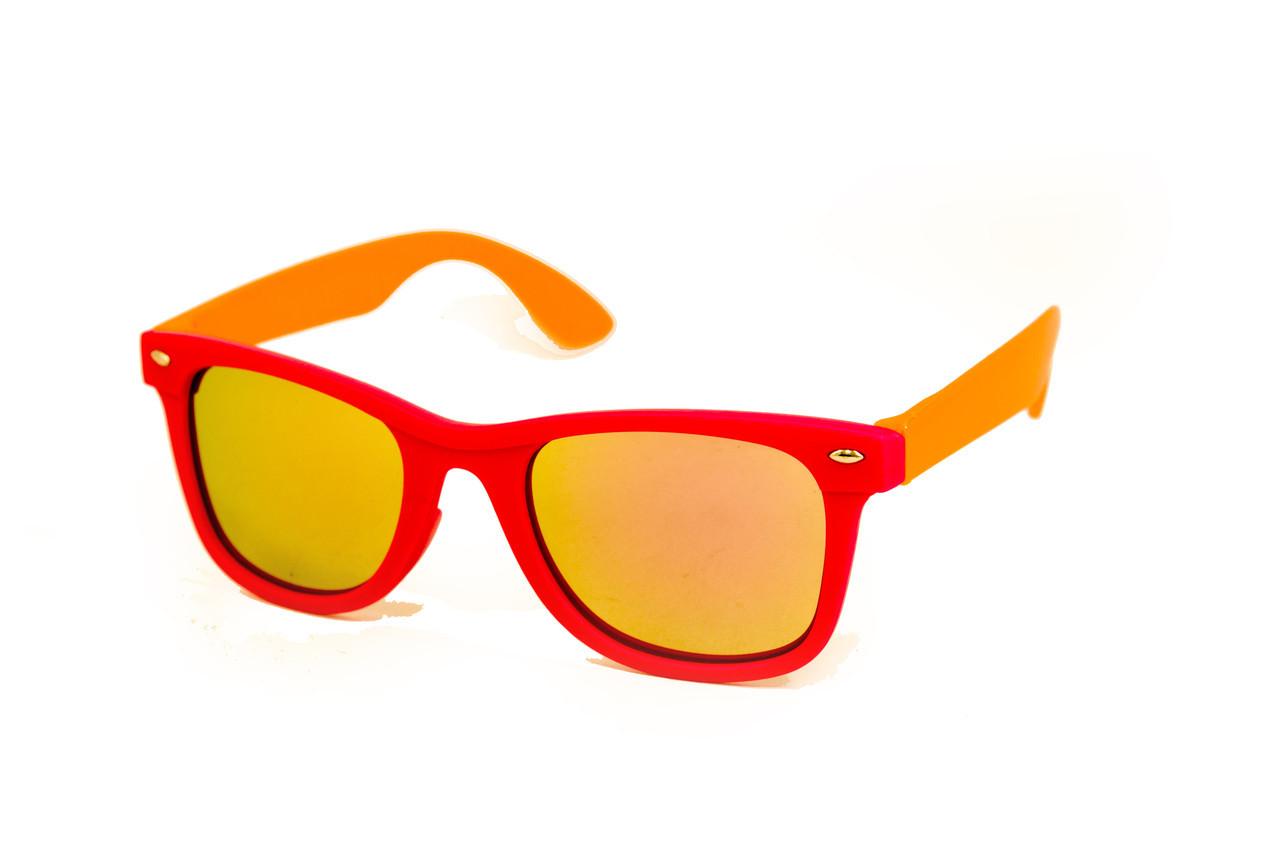 Детские очки матовая оправа 1301