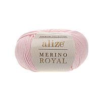 Alize Merino Royal светло-розовый №31