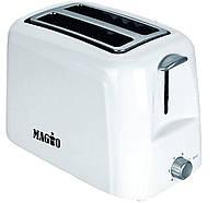 Тостер MAGIO МG-273/750 Вт/2 ломтика
