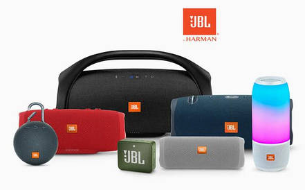 Колонки JBL, Xiaomi, Meizu