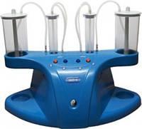 Аппарат для приготовления синглетно-кислородной смеси МИТ-С (пенки) настольний вариант двухканальный, фото 1