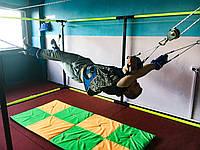 Растяжка на тренажере Правило Киев лечение грыж симметрия позвоночник