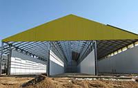 Строительство ангаров, складов! в, фото 1