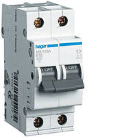 Автоматический выключатель 1P + N 6kA B-40A 2M