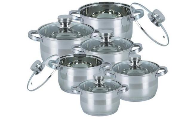 Набор посуды BOHMANN BH-1275N