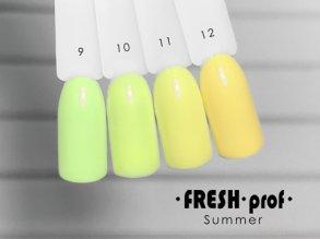 Гель-лак Summer Prof № 10 FRESH Prof