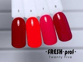 Гель-лак Twenty Five № 2 FRESH Prof