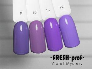 Гель-лак Violet Mystery № 11 FRESH Prof