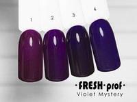 Гель-лак Violet Mystery № 3 FRESH Prof