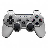 Джойстик Sony Геймпад PS3 для Sony PlayStation PS Беспроводной Серый
