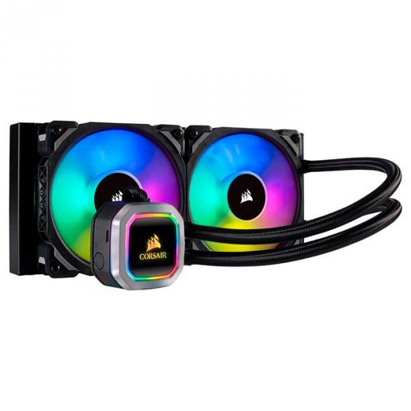 Система водяного охлаждения Corsair Hydro H110i RGB Platinum (CW-9060039-WW)