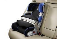 Детское автокресло BMW Junior Seat I-II ISOFIX Black-Blue