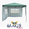 Садовый павильон, тент, шатер, торговая палатка 3х3 м.
