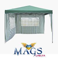 Садовый павильон, тент, шатер, торговая палатка 3х3 м., фото 1