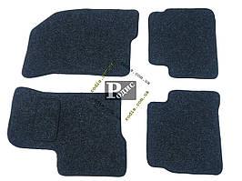 Ворсовые коврики Chevrolet Aveo «Extra» - Текстильные автоковры Шевроле Авео
