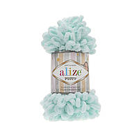Alize Puffy водяная зелень №15