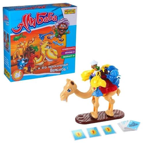Настольная игра Али-Баба и непослушный верблюд