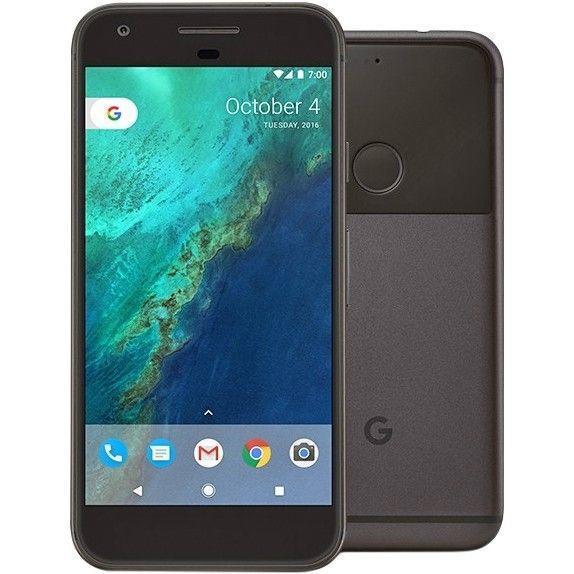 Смартфон Google Pixel 1 4/32gb Quite Black Snapdragon 821 2770 мАч