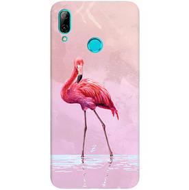 Чехол для Huawei P Smart 2019 Flamingo