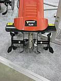 Электрокультиватор Forte ЕРТ-1400. Культиватор садовый Форте, фото 3