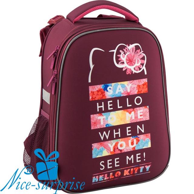 купить ортопедический каркасный рюкзак для девочки в Харькове