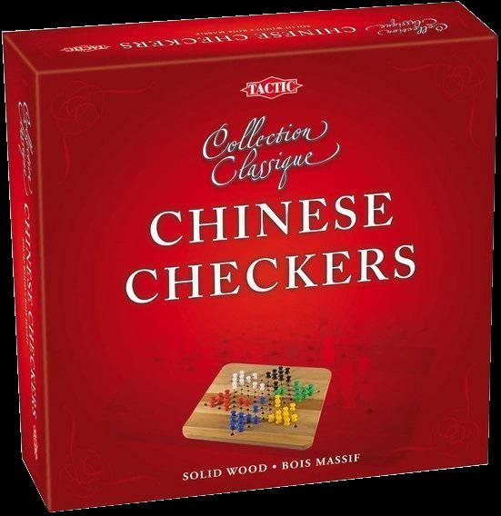 Настольная игра Tactic Китайские шашки (40220)
