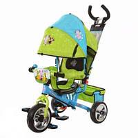 Детский трёхколёсный велосипед  LT 0066-01