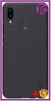 Чехол-накладка Nillkin Super Frosted Shield Huawei P Smart Plus/Nova 3i Black
