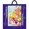 Пакет петля Наксан 47*49 Тюльпаны