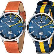 Часы Daniel Klein DK11288-5 Коричневый/Желто-синий (DK11288-5)