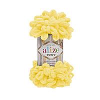 Alize Puffy желтый  №216