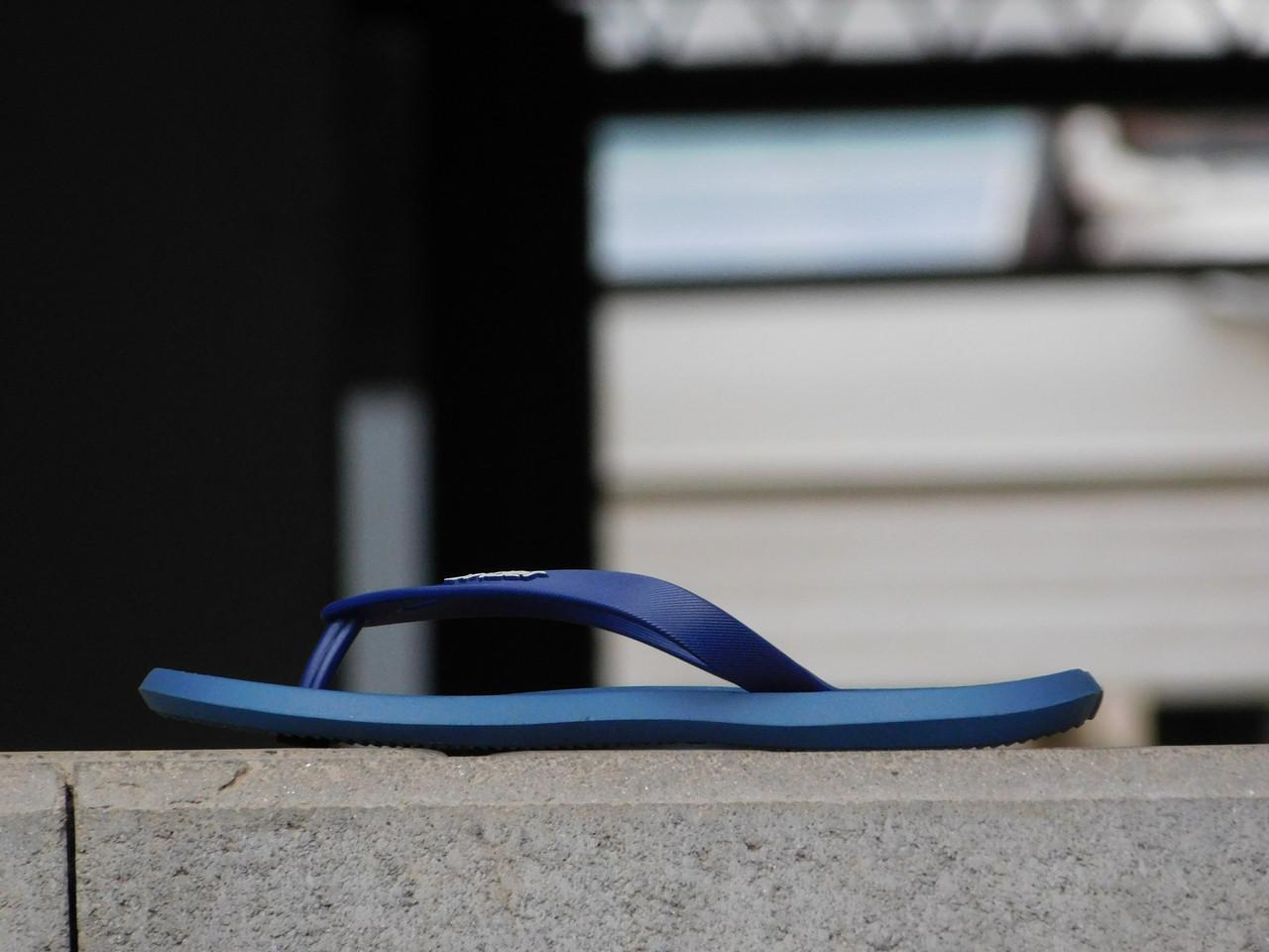 Шлепанцы Rider 10594-02915 (лето, мужские, резина, синий)