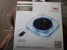Індуктивний зарядний пристрій для мобільного телефону CLATRONIC WC 7015