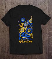 Патріотична Футболка Україна Ukraine, фото 1