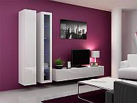 """Стінка в вітальню """"Віго 3 /Vigo 3"""" від Cama (Білий)., фото 1"""