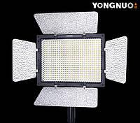 Cтудийный свет Yongnuo YN600 LED 5500k / 3200k-5500k с регулировкой температуры