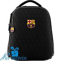 Ортопедический каркасный рюкзак для мальчика Kite FC Barcelona BC19-531M, фото 1