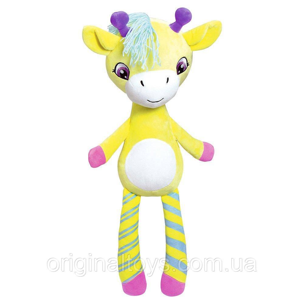 Мягкая игрушка жираф Жизель Adora Zippity Hug Giselle the Giraffe