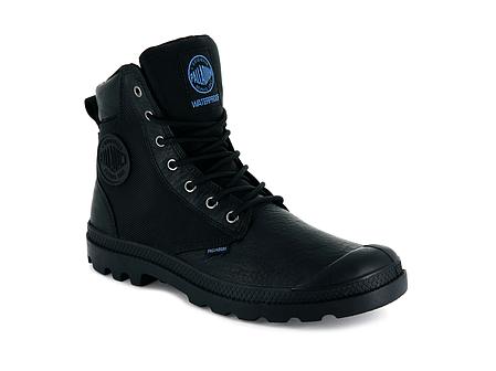 Чоловічі ботинки Palladium Pampa Sport Cuff WP (73234 001 M), фото 2